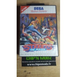 Street Of Rage - Master system - Complet