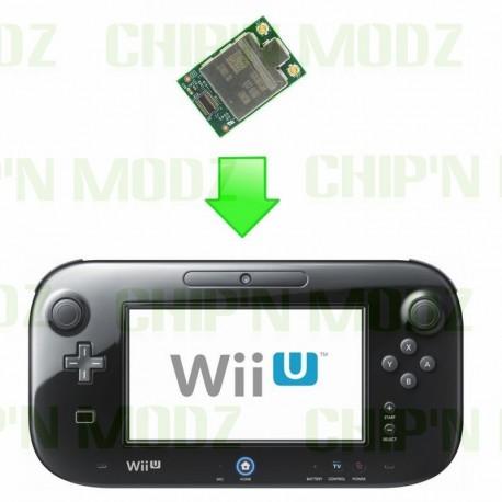 Réparation carte (module) Bluetooth WiiU - Gamepad