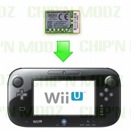Réparation carte (module) NFC WiiU - Gamepad