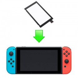 Réparation vitre Tactile - NINTENDO SWITCH