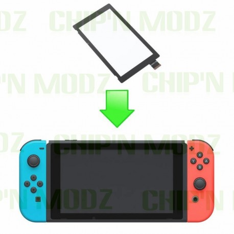 Réparation Écran Tactile - NINTENDO SWITCH