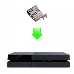 Réparation Port HDMI Playstation 4