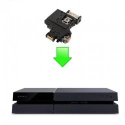 Réparation Bloc Optique Lecteur Playstation 4