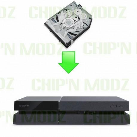 Réparation Lecteur Complet Playstation 4 (PS4)