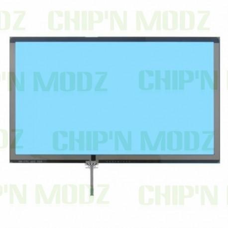 Ecran / Vitre Tactile pour gamepad (manette) Wii-U
