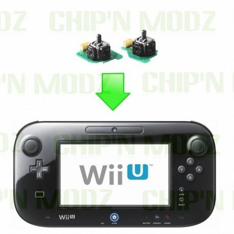 Réparation Joysticks Interne - Gamepad Wii U