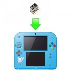 Réparation connecteur de charge Nintendo 2DS