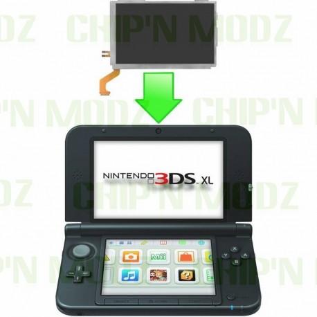 Réparation écran LCD supérieur 3DS XL