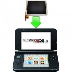 Réparation écran LCD inférieur 3DS XL