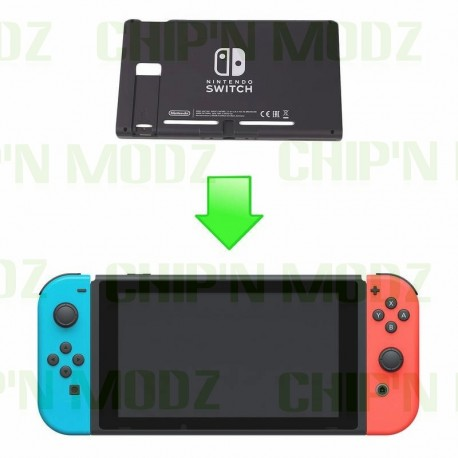 Réparation coque Nintendo Switch