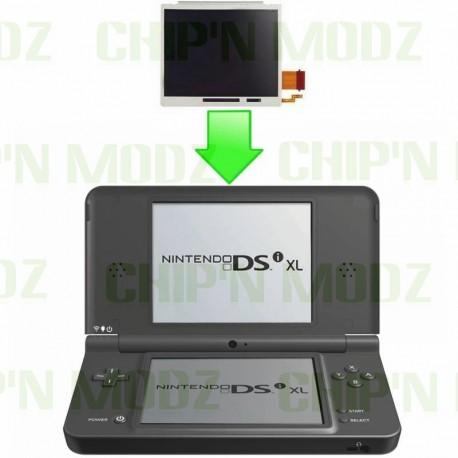 Réparation écran LCD inférieur Dsi XL