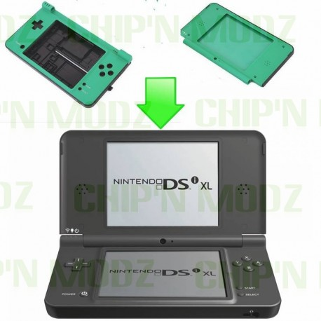 Réparation coque Nintendo Dsi XL