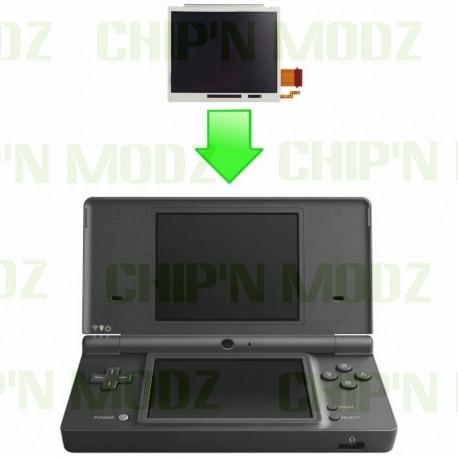Réparation écran LCD inférieur DSi
