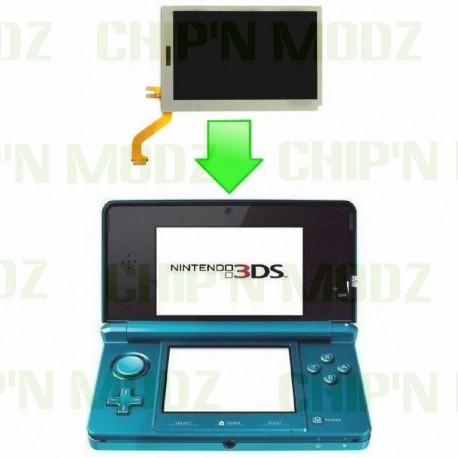 Réparation écran LCD supérieur 3DS