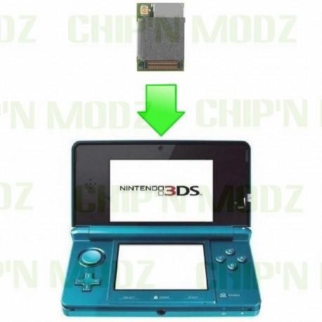 Réparation module BIOS/WIFI Nintendo 3DS
