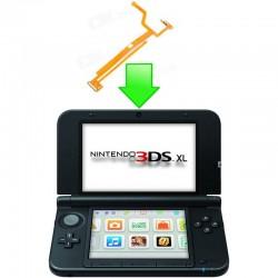 Réparation nappe bouton 3D / Haut parleur 3DS XL