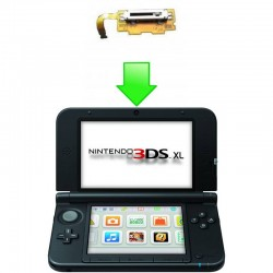 Réparation bouton volume 3DS XL