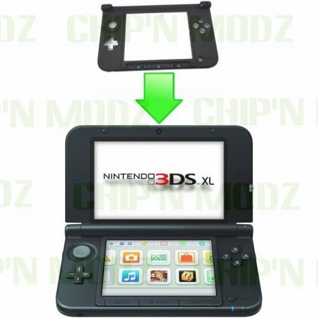 Réparation coque/charnière 3DS XL
