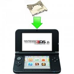 Réparation Port Cartouche 3DS / 3DS XL