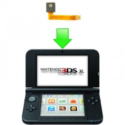 Réparation micro interne 3DS / 3DS XL
