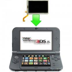 Réparation écran LCD supérieur New 3DS XL
