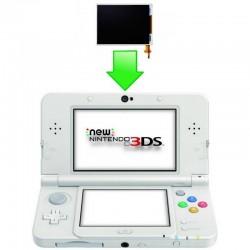 Réparation écran LCD inférieur New 3DS
