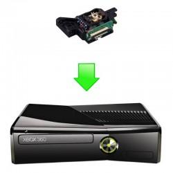 Réparation Bloc Optique Xbox 360 / Xbox 360 Slim