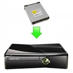 Réparation lecteur Xbox 360 Slim