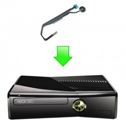 Réparation nappe bouton power/eject Xbox 360 Slim