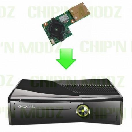 Réparation ROL, PCB Bouton power Xbox 360 Slim