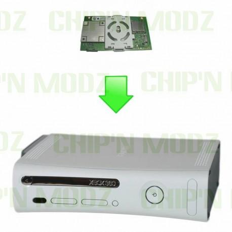 Réparation Module RF Xbox 360