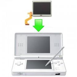 Réparation écran LCD supérieur DS Lite