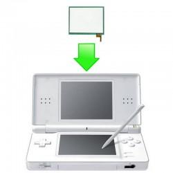 Réparation vitre écran tactile DS Lite
