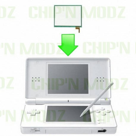 Réparation écran tactile DS Lite