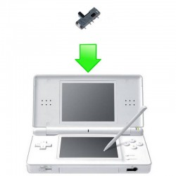 Réparation interrupteur on/off Ds Lite