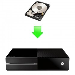 Remplacement Disque Dur Interne Xbox One