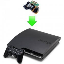 Réparation bloc optique lecteur PS3 Slim