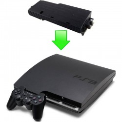 Réparation Alimentation interne PS3 slim / Uslim