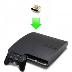 Réparation prise HDMI PS3 / PS3 Slim