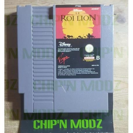 Le Roi Lion - en Loose - Bon état - NES