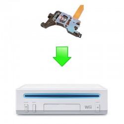 Réparation bloc optique Wii