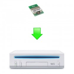 Réparation module Bluetooth Wii