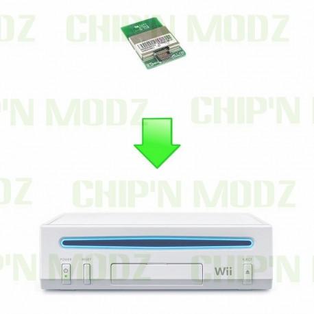 Réparation module Bluetooth Wii