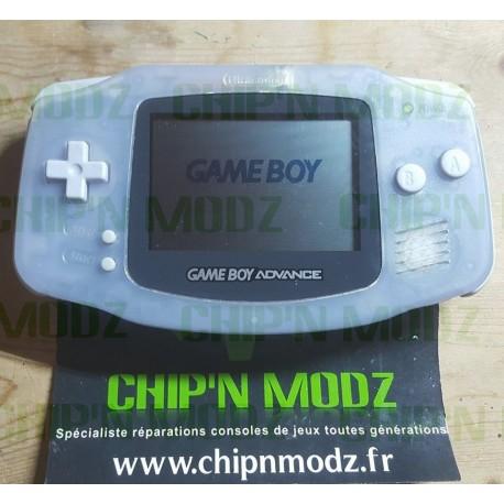 Game Boy Advance - Violette Translucide - Bon état