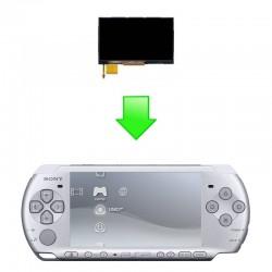 Réparation écran LCD PSP 3000