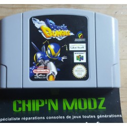 Buck Bumble- En loose - Nintendo 64, Version Française (PAL) - Bon état