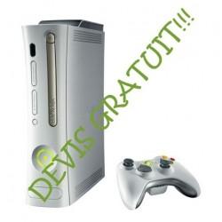 Devis gratuit Xbox 360 / Xbox 360 Slim