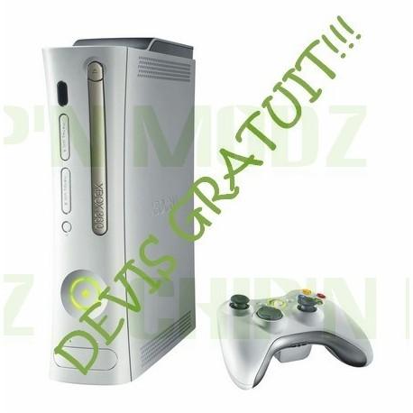 Devis gratuit Xbox 360
