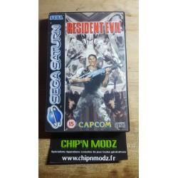 Resident Evil - COMPLET -SEGA Saturn