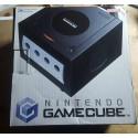 Gamecube noire en boite - Version PAL